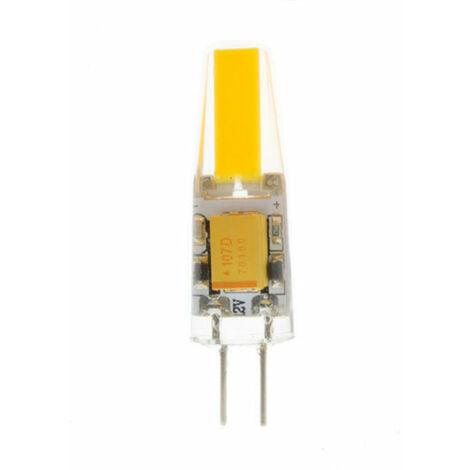 Bombilla de LEDs G4 12 X SMD2835 12V Ac/Dc 3W 270Lm 30.000H
