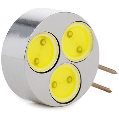 Bombilla de LEDs G4 COB 3W 12VDC 300Lm 30.000H