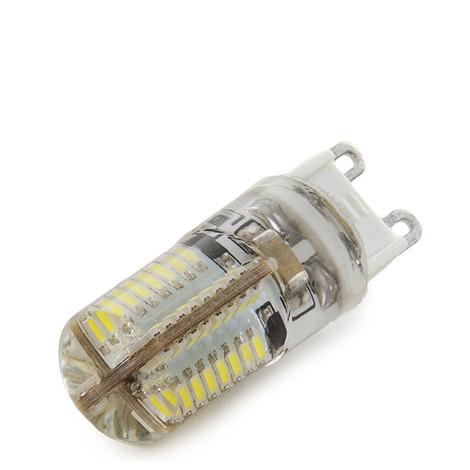 Bombilla de LEDs G9 64 X SMD3014 3W 200Lm 30.000H