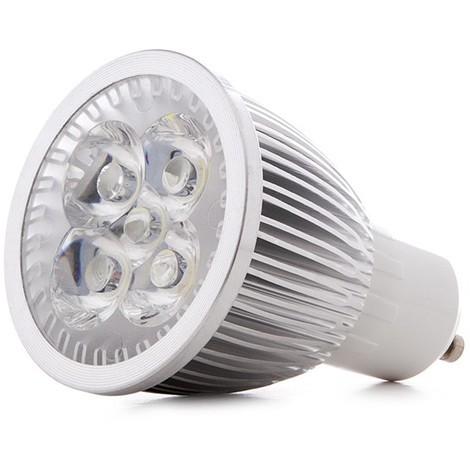 Bombilla de LEDs GU10 5W 400Lm 30.000H