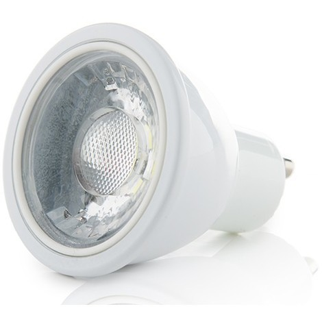 Bombilla de LEDs GU10 6W 540Lm 30.000H