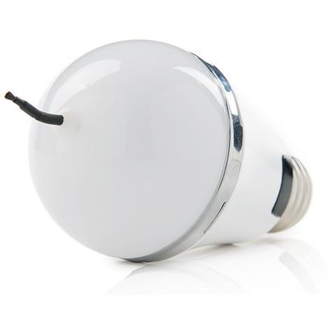 Bombilla de LEDs Ionizador de Aire E27 5W 420Lm 30.000H | Blanco Cálido (AOE-103E27B-5W-WW)