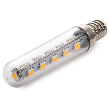Bombilla de LEDs Mini Tubular E14 3W 240Lm +-10% 30.000H