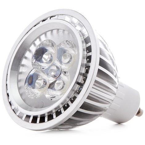 Bombilla de LEDs PAR20 Ø60Mm GU10 7W 660Lm 30.000H