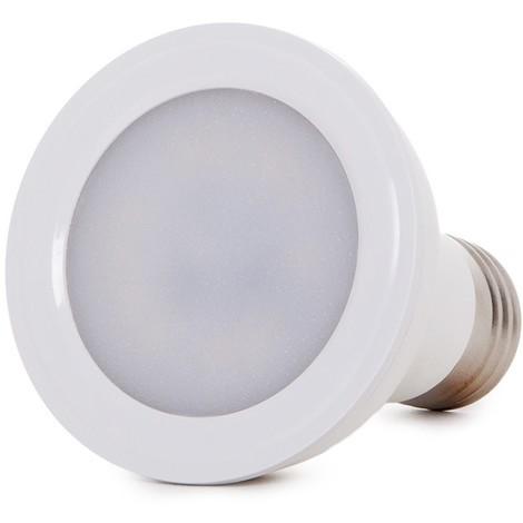 Bombilla de LEDs PAR20 E27 7W 550Lm 30.000H