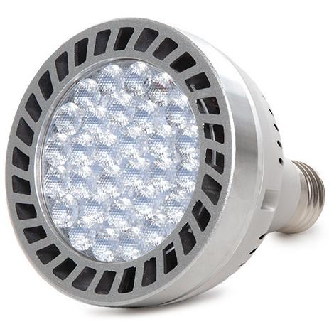 Bombilla de LEDs PAR30 E27 45W 3900Lm 30.000H con Ventilador