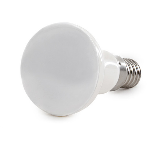 Bombilla de LEDs R39 E14 3W 200Lm 30.000H | Blanco Natural (SL-7368-R39-E14-CW)