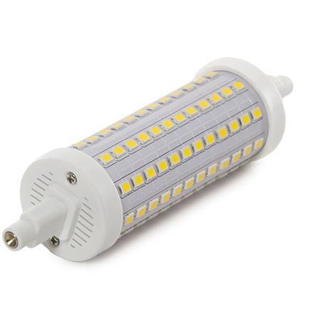Bombilla de LEDs R7S 118Mm 360º SMD2835 10W 1000Lm 50.000H