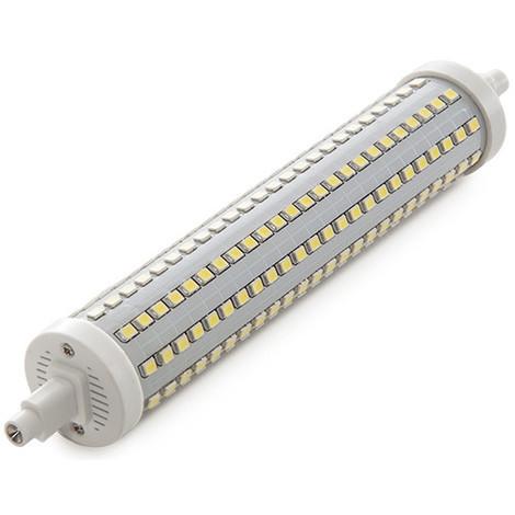 Bombilla de LEDs R7S 189Mm 360º SMD2835 18W 1800Lm 50.000H