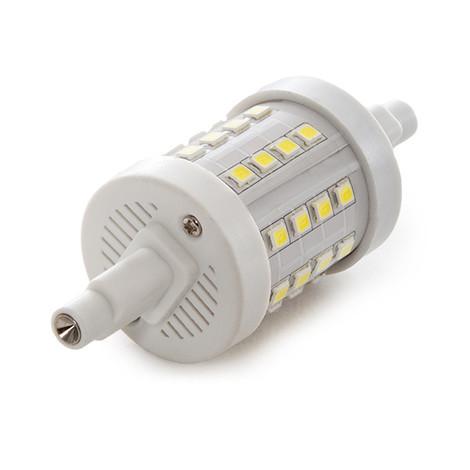Bombilla de LEDs R7S 78Mm 360º SMD2835 6W 600Lm 50.000H