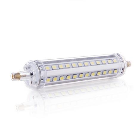 Bombilla de LEDs R7S Dimable 118Mm 360º SMD2835 10W 1150Lm 50.000H