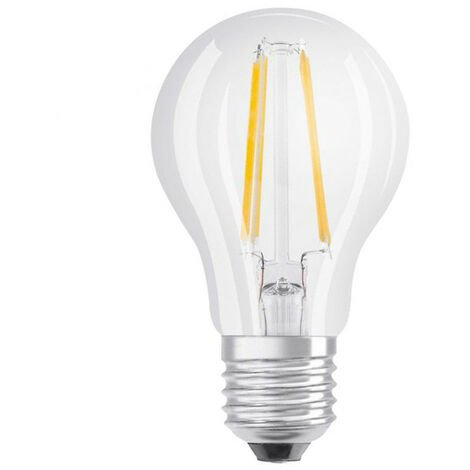 Bombilla de luz de la Gota de filamentos de Osram LED 7W E27 2700K VCA60827C