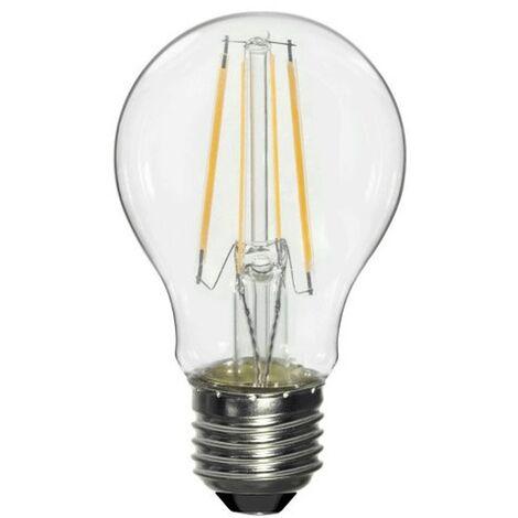 Bombilla de luz de la Gota de filamentos de Osram LED 7W E27 4000K VCA60840CG8