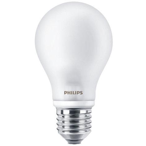 Bombilla de luz de la Gota de Philips Led 12W E27 2700K INCALED100