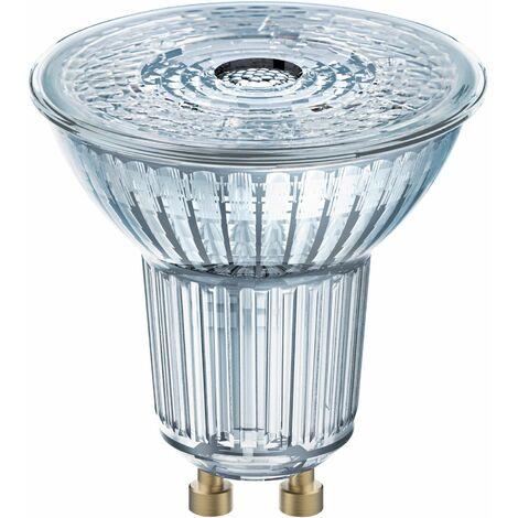 Bombilla de luz de Osram 8W LED GU10 2007K 36° Regulable PAP168082736G8