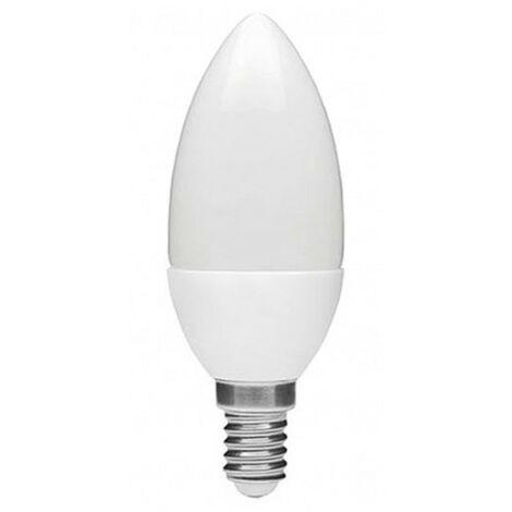 Bombilla de Oliva, LED Duralamp 5W 6400K E14 CC3735CF