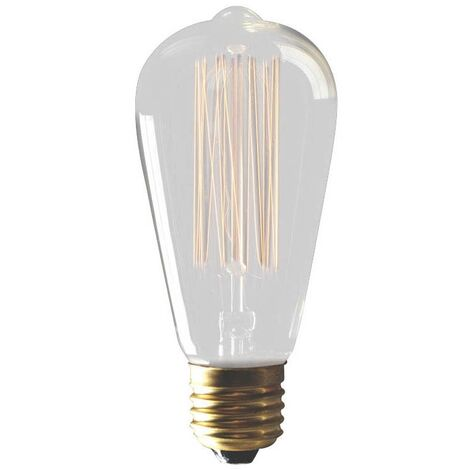 BOMBILLA DECORATIVA INCANDESCENTE E27 40W