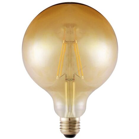 BOMBILLA DECORATIVA LED 8W 2700K AMBAR
