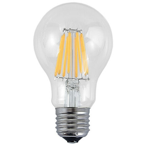 BOMBILLA DECORATIVA LED E27 10 6 CM