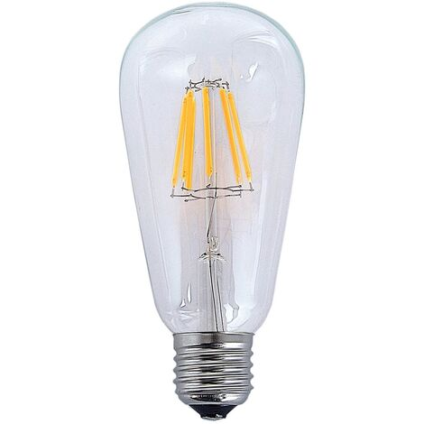 BOMBILLA DECORATIVA LED E27 6W 560 LM
