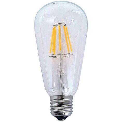 BOMBILLA DECORATIVA LED E27 8W 560 LM
