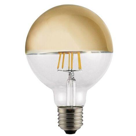 Bombilla decorativa LED Globo Efecto Espejo E27 (6W)