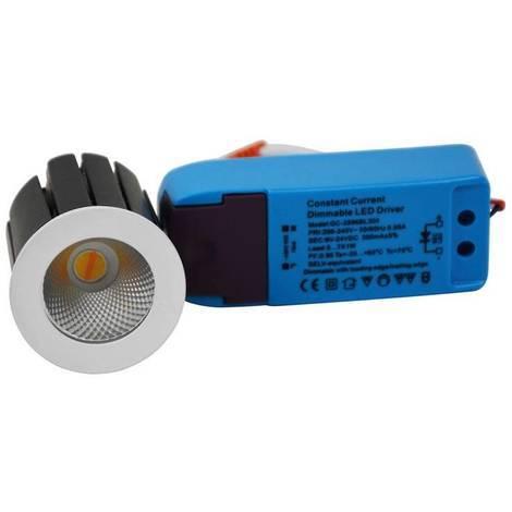Bombilla dicroica LED 6W Dim to Warm 1800-3000K 550lm