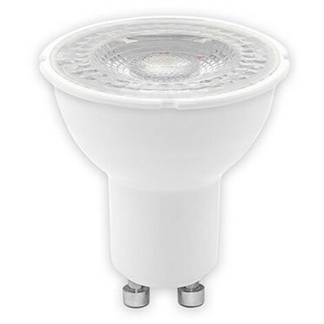 Bombilla dicroica LED de Ge Lighting 6W GU10 4K regulable 93094503
