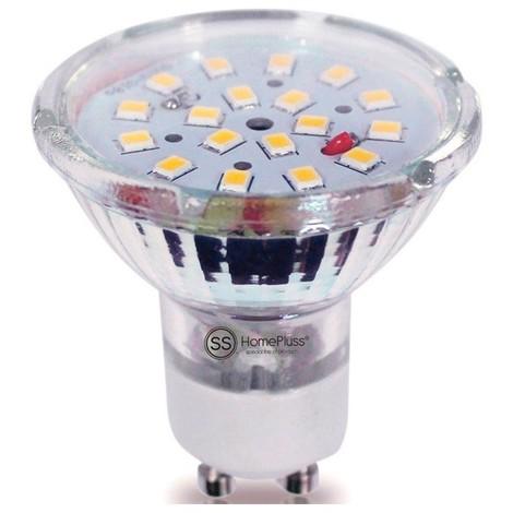 Bombilla dicroica LED GU10 4,6W 320lm