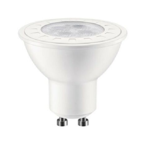 Bombilla dicroica led GU10 5W luz blanca natural 840 120º