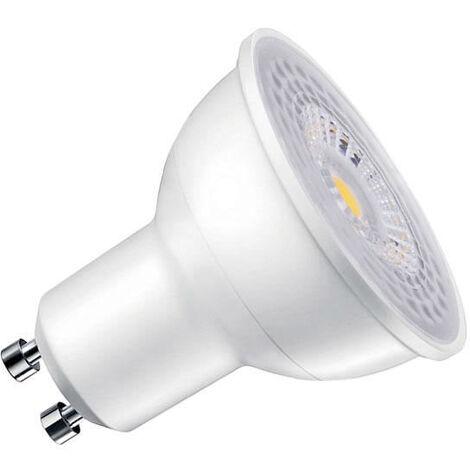 Bombilla dicroica LED GU10 SMD Samsung, 60º, 7W, Regulable