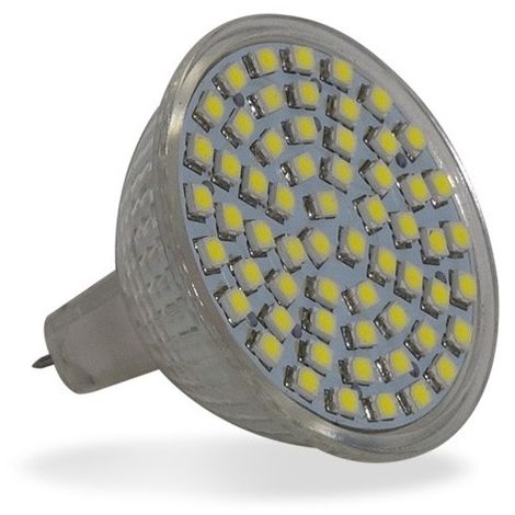 Bombilla dicroica mr16 gu5.3 led 5w