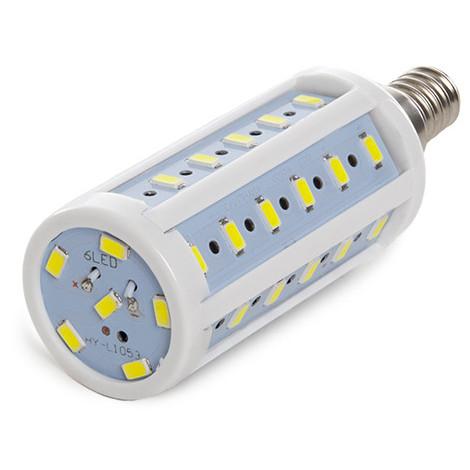 Bombilla E14 42 LEDs 5730SMD 10W 980Lm 30.000H