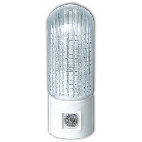Bombilla E14 unslipt luz nocturna redonda 4W