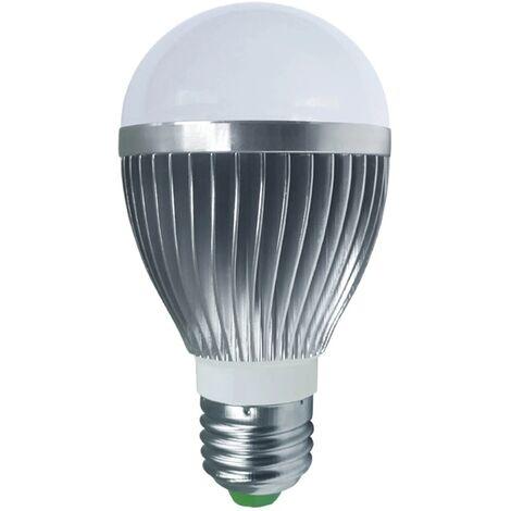 BOMBILLA E27 LED LUZ RGB 5W