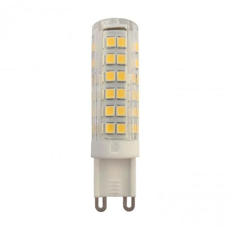 Bombilla encapsulada LED 7W G9 Cerámica