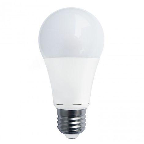 Bombilla esfera LED E27 10W standar