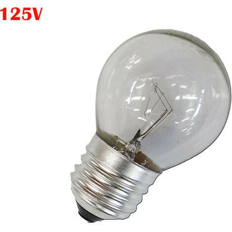 Bombilla Esferica Clara 40W E27 125V (Solo Uso Industrial) - NEOFERR