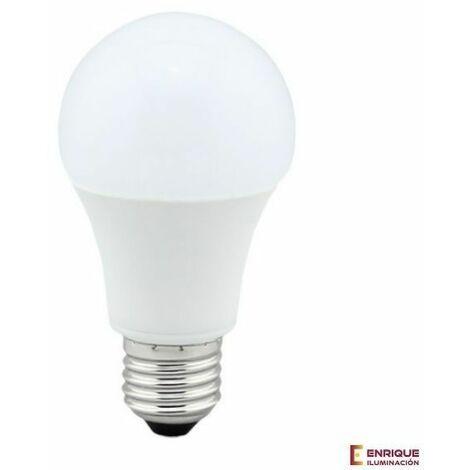Bombilla esferica led E27 5W 6000k luz blanca - 0