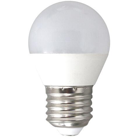 Bombilla esférica LED E27 6W 580lm