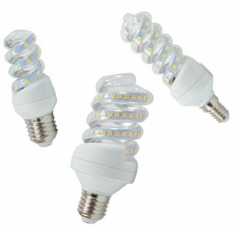 Bombilla espiral led mini qs