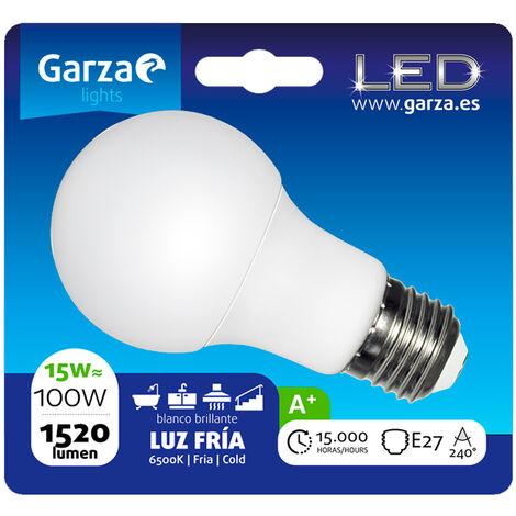 Bombilla estándar LED E27 15W 1520lm