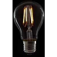 Bombilla Filamento LED E27 4W 380Lm 30.000H | Blanco Cálido (JTX-J27DH642-WW)
