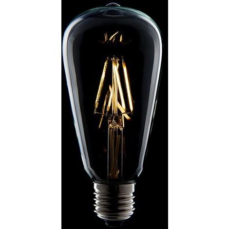 Bombilla Filamento LED E27 4W 380Lm 30.000H JTX-ST64DH42-WW | Blanco Cálido (JTX-ST64DH42-WW)