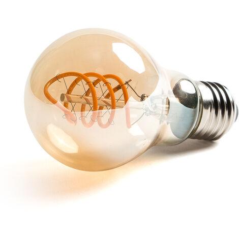 Bombilla Filamento LED E27 4W 380Lm 30,000H [WR-A60-4W-R] (WR-A60-4W-R)