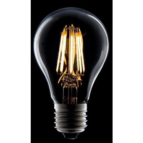 Bombilla Filamento LED E27 8W 760Lm 30.000H | Blanco Cálido (JTX-J27DH68-WW)