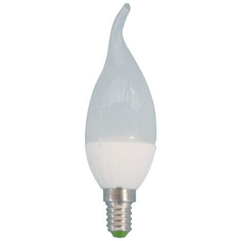 Bombilla Flama SMD Led.4.5W.Cálida.E-14 Electro Dh 81.146/Cal 8430552139385