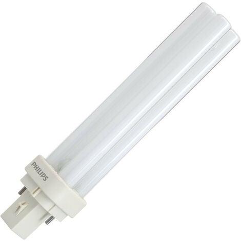 Bombilla Fluorescente Regulable G24d3 26W