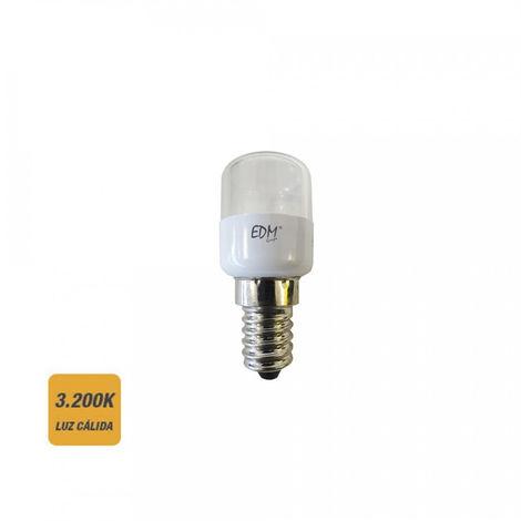 Bombilla Frigorifico Led 0.5W 60 Lumens E14 3.200K Luz Calida - NEOFERR