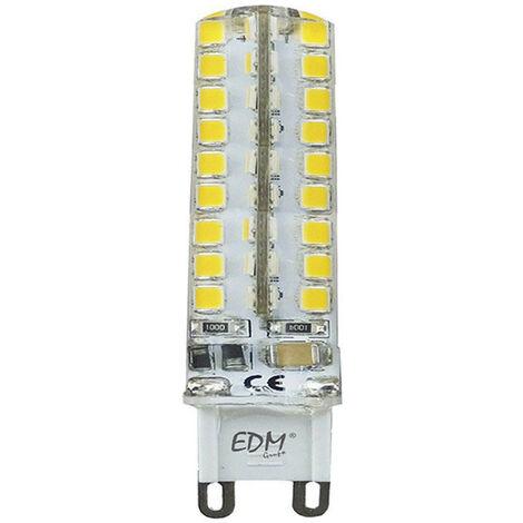 Bombilla G9 220-240V Led 4.5W 300 Lumens 3.200K Luz Calida Serie Silicona - NEOFERR
